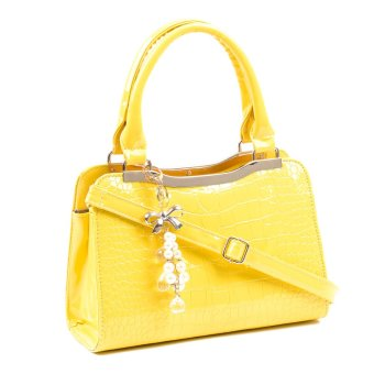 Sugar Aica Top-Handle Bag (Yellow) Price Philippines
