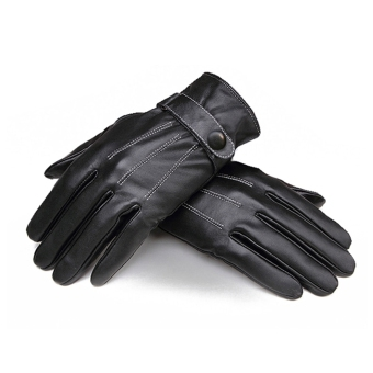 Men Warm Lined Leather Gloves Skiing Cycling Driving Riding Comfort Price Philippines