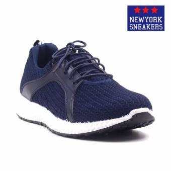 New York Sneakers Terrance Rubber Shoes(NAVY) Price Philippines