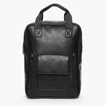 Harga Salvatore Mann Baedan Backpack (Black)