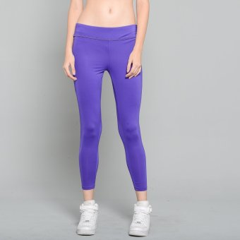 Harga Outperformer Casual Yoga Leggings with Extra Stretch and Dryperform (Vivid Violet)