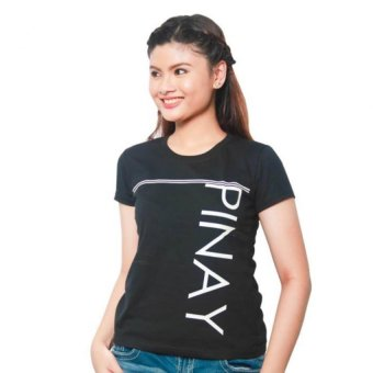T-shirt ni Juan Pinay Alvin (Black) Price Philippines