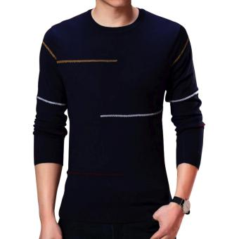Fashionista Line Fashionable Sweater (Navy Blue) Price Philippines