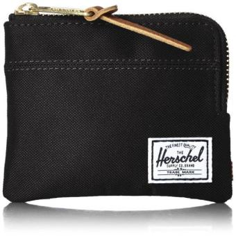 Harga Herschel Supply Co. Johnny Coin or Card Case Black One Size