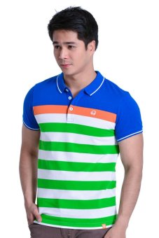Freshgear Slim Fit Polo Tees (Nautical Blue) Price Philippines