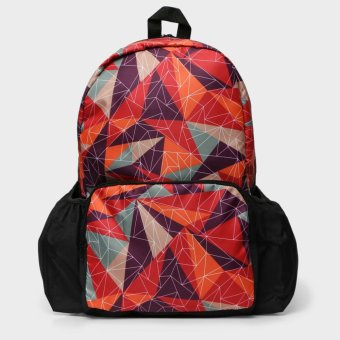 Summit Lifestyle Sage Abstract Backpack Price Philippines