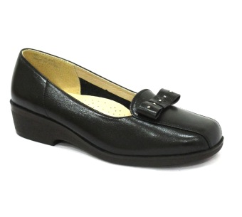 Harga Outland OL-14845 TULIP Shoes (Black)