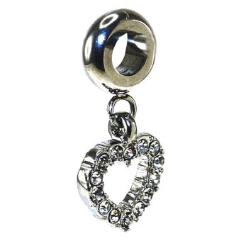Imono Steel Jewelry 171ISP Charm (Silver) - picture 2
