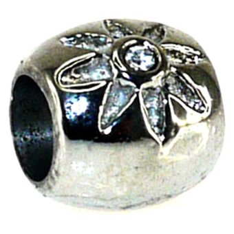 Imono Steel Jewelry 179ISP Charm (Silver)
