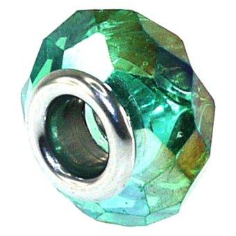 Imono Steel Jewelry 200ISP Charm (Green)