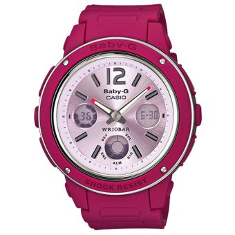(IMPORTED) Casio Baby-G BGA-150-4BDR Pink Price Philippines