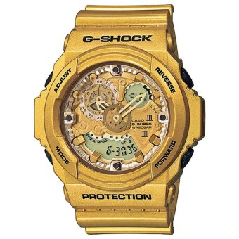 (IMPORTED) Casio G-Shock GA-300GD-9ADR Gold