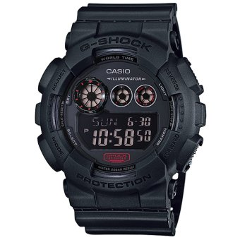 (IMPORTED) Casio G-Shock GD-120MB-1DR Black