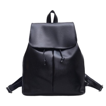 (Imported)BEST-GHGH Top rate Fashion School Backpack Women Children Schoolbag Back Pack Leisure Korean Ladies Knapsack Laptop Travel Bags for Teenage Girls - intl