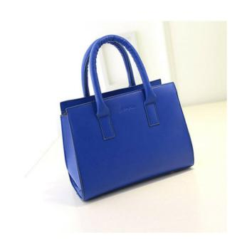 Isabel K028 Top Handle Classy Bag (Blue) Price Philippines