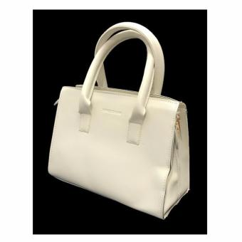 Isabel K028 Top Handle Classy Bag (White) Price Philippines