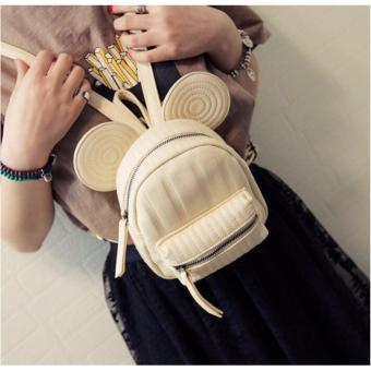 Isabel K050 Stylish Korean Backpack (Neutral) Price Philippines
