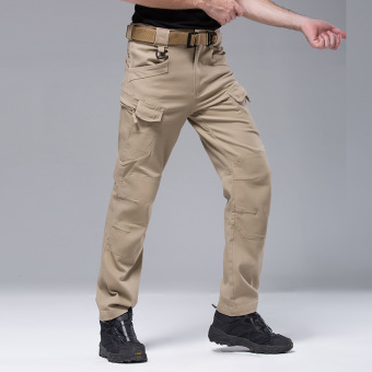 IX7 Military Tactical Pants Men Combat Army Training Pants Hunting Outdoors Sport Trousers