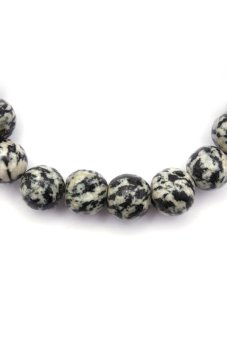 Jaded Jasper Bracelet (Black)