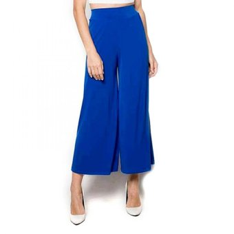 Jannah Square Pants (Royal Blue) Price Philippines