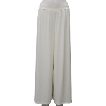 Jannah Square Pants (White) Price Philippines