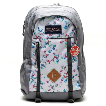 Jansport Foxhole Backpack (Multi Grey Floral Haze) Price Philippines
