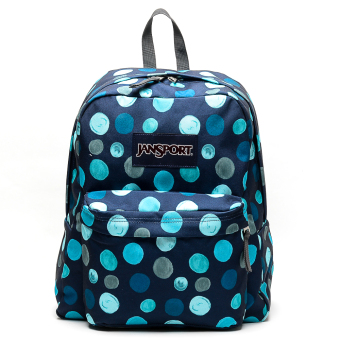 Jansport Spring Break Backpack (Multi Navy Connect Four) Price Philippines