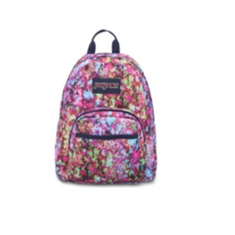 Jansport US Half Pint Backpack Multi Flower Explosion (Multicolor) Price Philippines