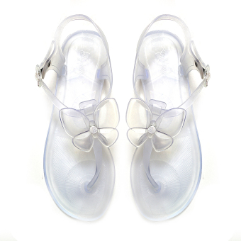 Jelly Nelly Sandals (Clear) Price Philippines