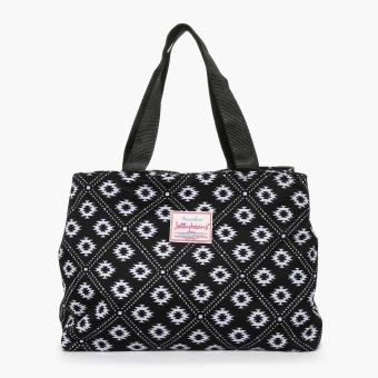 Jellybeans Ladies Sibby Tote Bag (Multicolored)