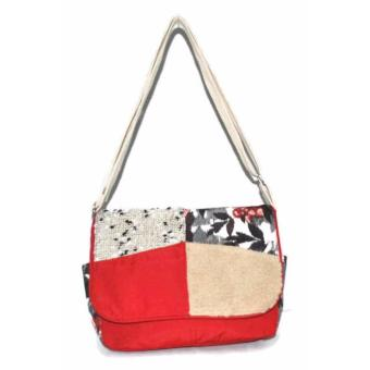 Jellybeans Mini Sling Bag Marge (Red)