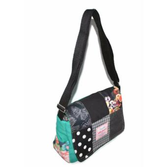 Jellybeans Sling bag Courtney (Blue green) - 3