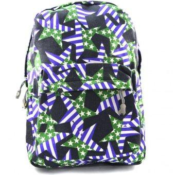 Jewelmine Alexis Backpack (Multicolor)