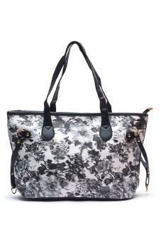 Jewelmine Hawthorne Lane 1 Tote Bag (Black)