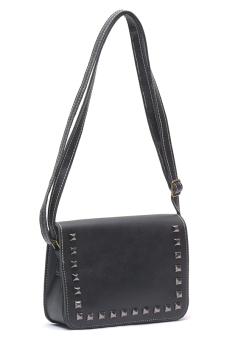Jewelmine Scarlett Sling Bag (Black) - picture 2
