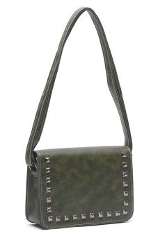 Jewelmine Scarlett Sling Bag (Green) - picture 2
