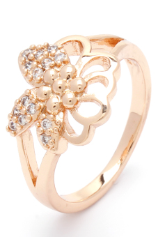 Jewelrista RIN107 Ring (Rose Gold) - picture 2