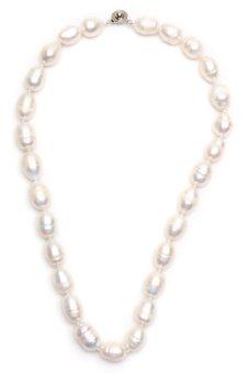 Jewelworld Marian 3 Necklace (White)