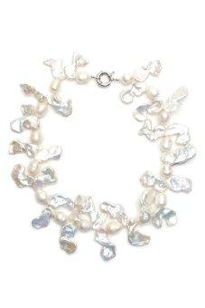 Jewelworld Marian 9 Necklace (White)