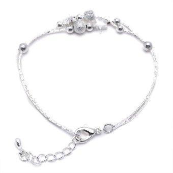 Jewelworld Minkoff 36 Bracelet (Silver)