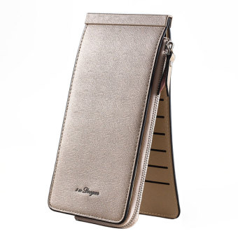 Jianyue ultra-thin wallet multi-function card holder (Tyrant gold)