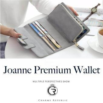 Joanne Premium Soft Leather Wallet (Premium Teal) - 3