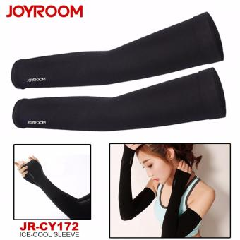 Joyroom JRCY172 Ice Cool Arm Sleeves (Black)