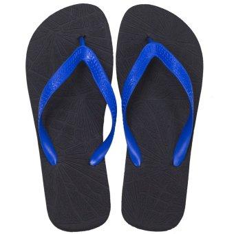 Juan Tsinelas EVA Rubber Slipper (Blue/Black) - 2