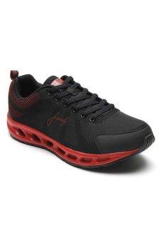 Jump Ascend Urban Sneakers (Black)