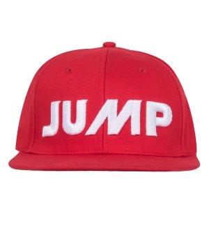 Jump Lifestyle Snapback Cap (Red)