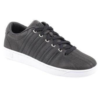 K-Swiss 03754002 Court Pro II C Men's Sneakers Shoes (Black/White)