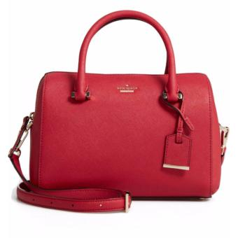 Kate Spade Cameron Street Lane Satchel - Red