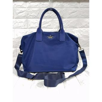 Kate Spade Lyla Nylon Tote Bag - Blue