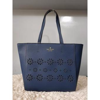 Kate Spade New York Faye Drive Hallie Tote - Blue